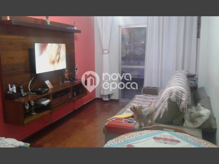 Olaria, 2 quartos, 1 vaga, 68 m² Rua Leopoldina Rego,