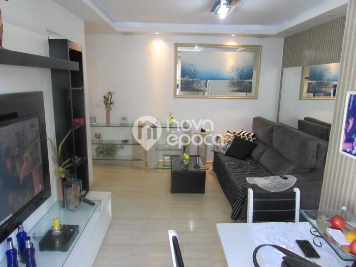 Pechincha, 3 quartos, 1 vaga, 69 m² Estrada Pau-ferro,