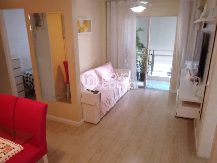Piedade, 1 quarto, 1 vaga, 49 m² Rua Belmira, Piedade, Zona