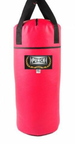Saco de pancada punch - 60 cm - novo
