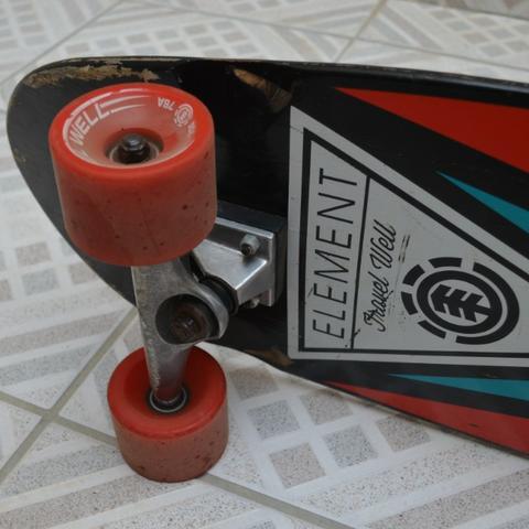 Skate longboard element travel well linear 10