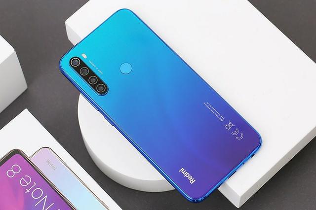 """Smartphone xiaomi redmi note 8 128gb/4gbram tela 6.3"""" -"""
