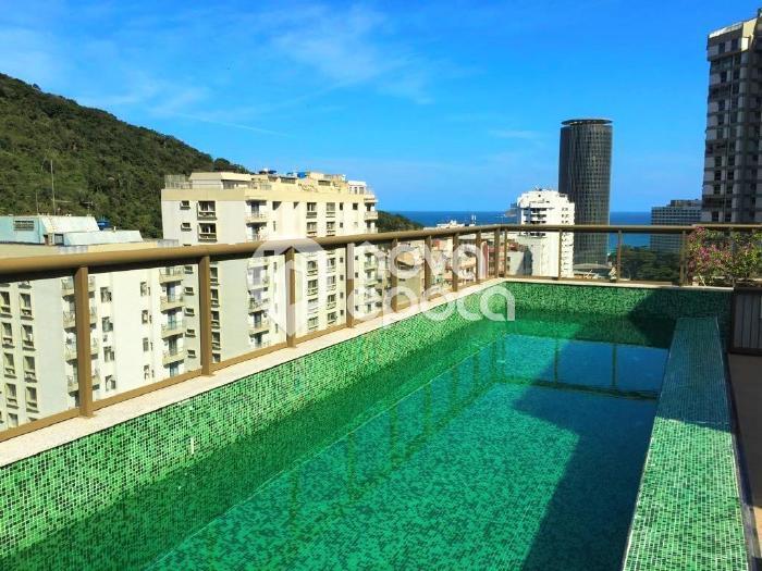 São Conrado, 2 quartos, 1 vaga, 88 m² Avenida Aquarela do