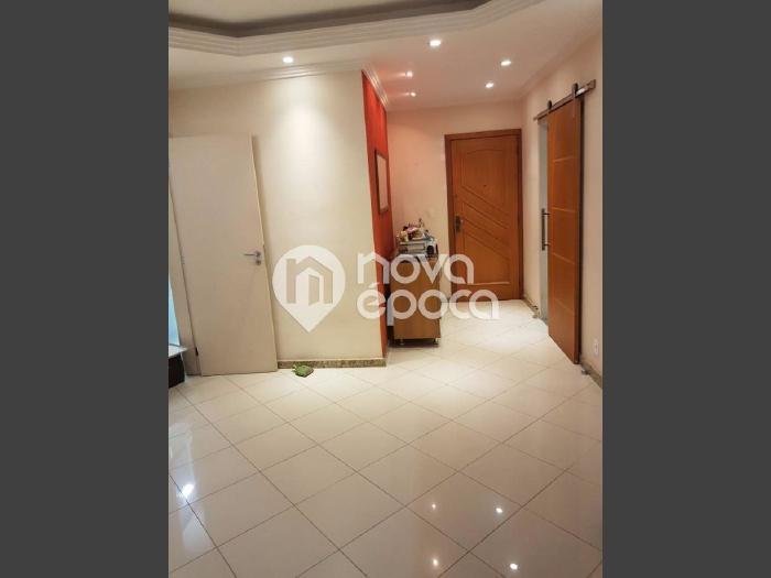 Todos Os Santos, 2 quartos, 2 vagas, 90 m² Rua Almirante