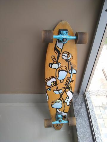 V/t skate longboard