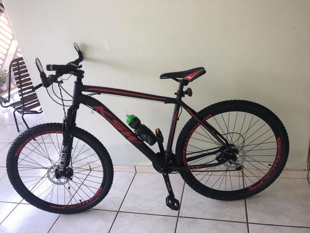 Vendo ou Troco bike com acessórios