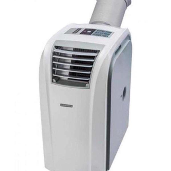 Ar condicionado quente e frio, portátil nunca usado
