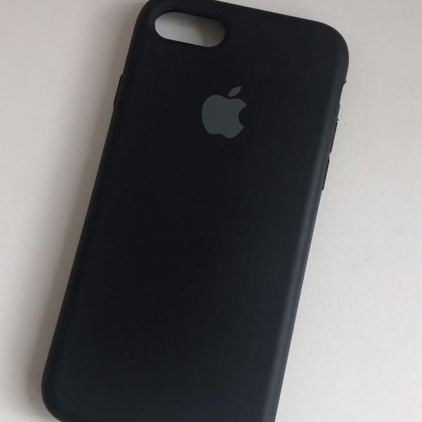 Capa preta - iphone 7