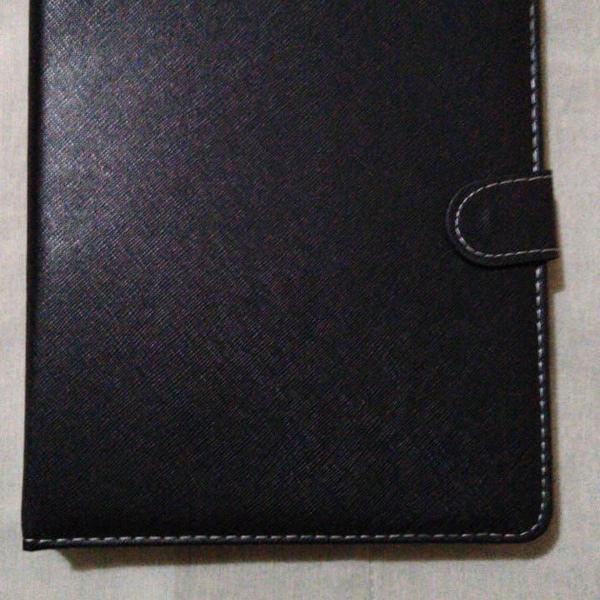 Case para tablet com teclado e caneta