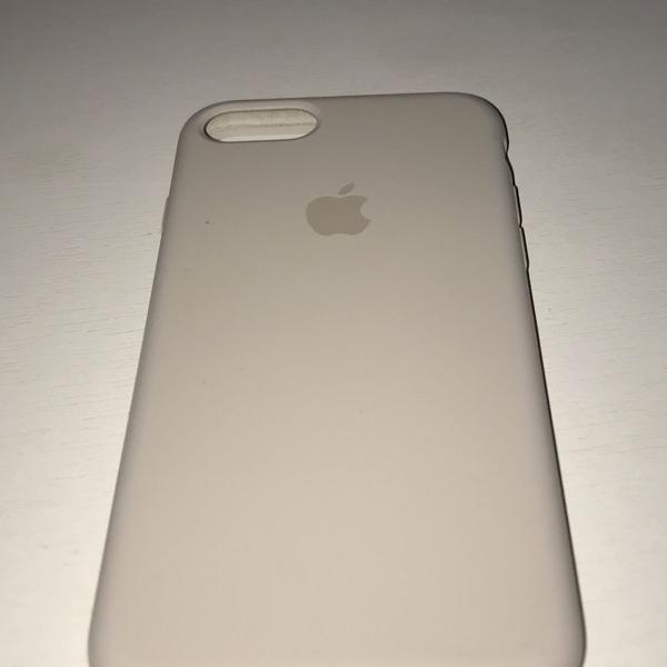 Case silicone original apple