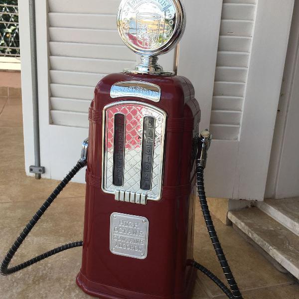 Dispenser de bebida - bomba de gasolina retro imaginarium
