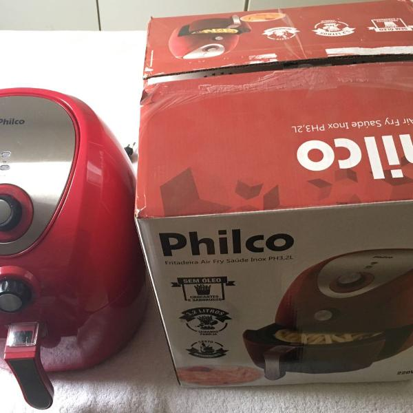Fritadeira sem oleo philco 2 litros 22o v usada