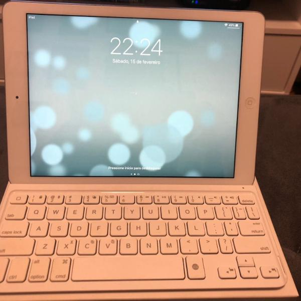 Ipad air apple wi-fi 32 gb prata