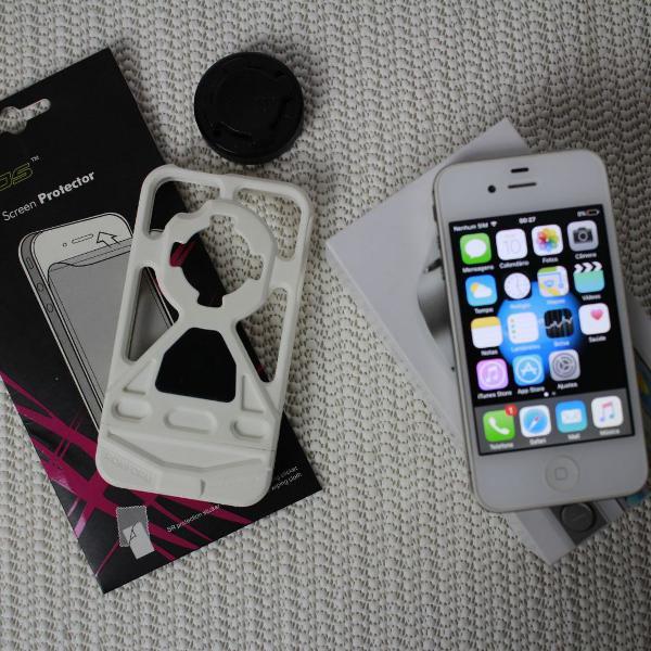 Iphone 4s 16gb branco (a1387)