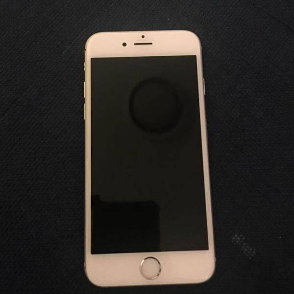 Iphone branco 6s 32gb