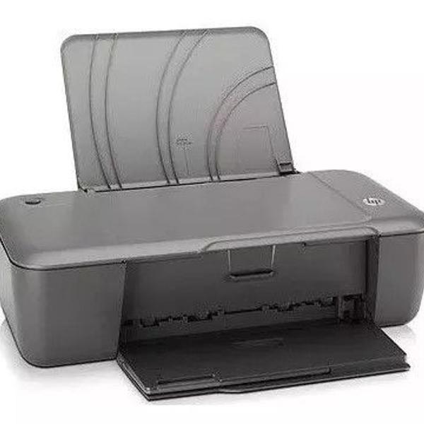 Kit com impressora hp + tinta recarga cartucho + teclado