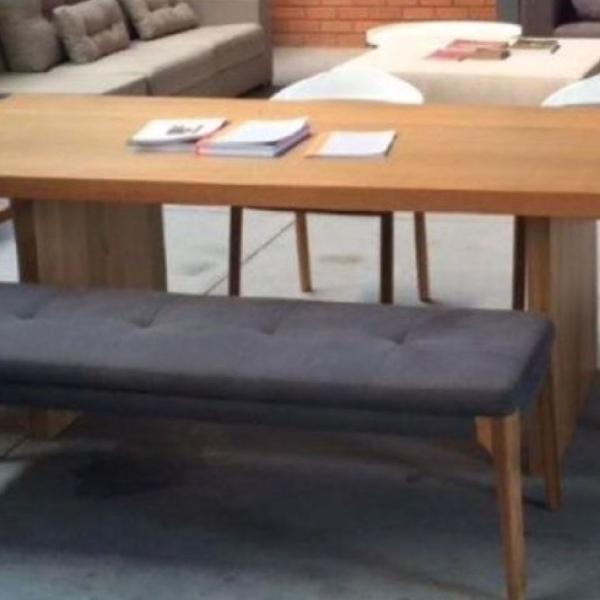 Mesa madeira maciça sierra