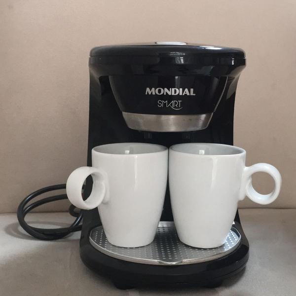 Mini cafeteira mondial