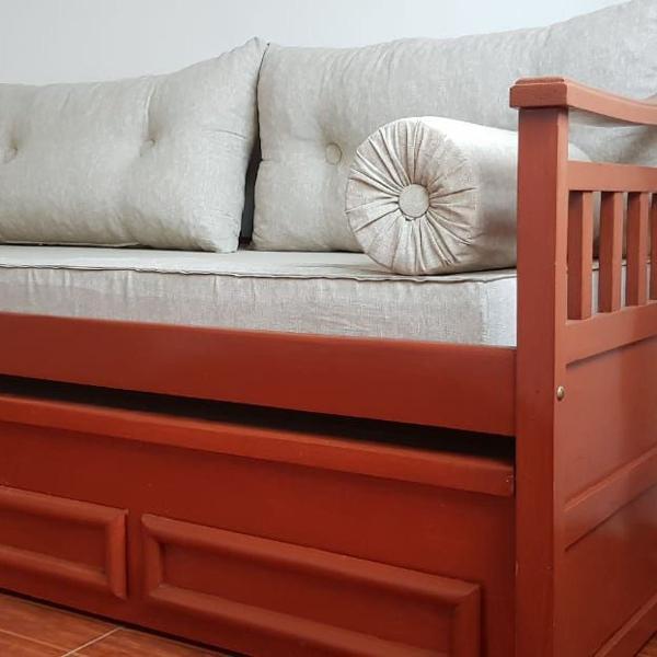 Sofa cama novo