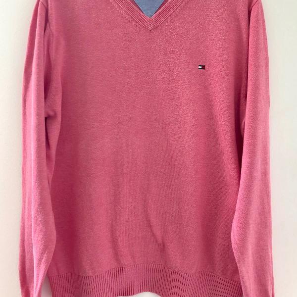 Suéter masculino tommy hilfiger