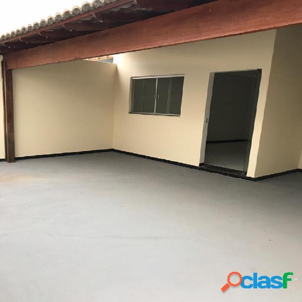 Monte carmelo|casa de 03 dormitórios sendo um suíte