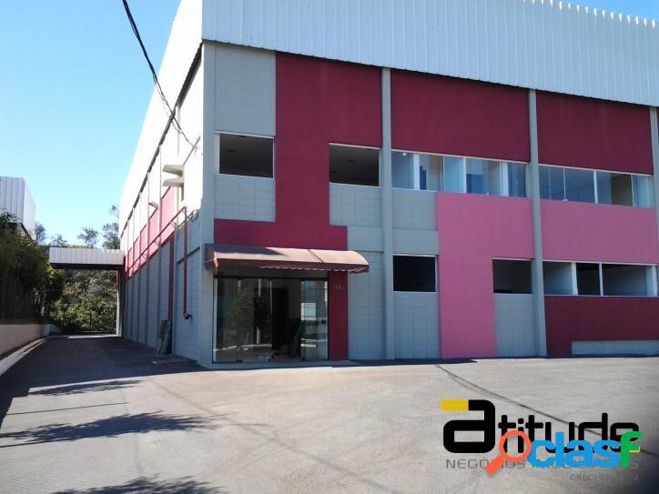 Galpão 630 m2 em Santana de Parnaíba