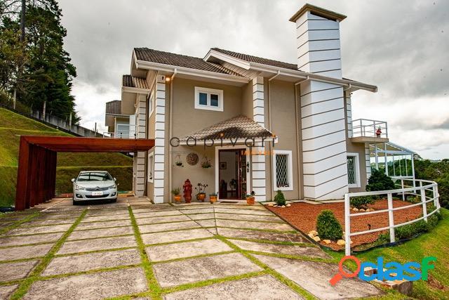 Ref. 990 - casa de alto padrão - 4 suítes - bairro miraflores