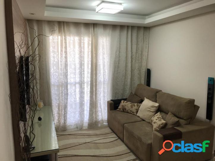 Apartamento com 3 quartos à venda no pq. são lucas, 75 m² por r$480.000,00
