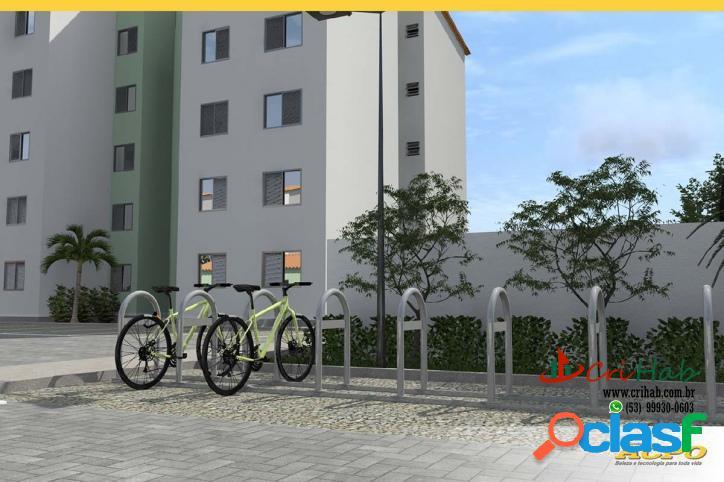 Residencial Life Club - Apartamento Fragata MCMV - Pelotas RS 2