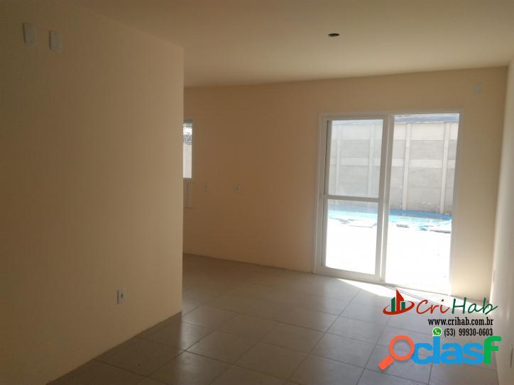 Novo umuharama - casa 3 dormitórios 1 suite em pelotas