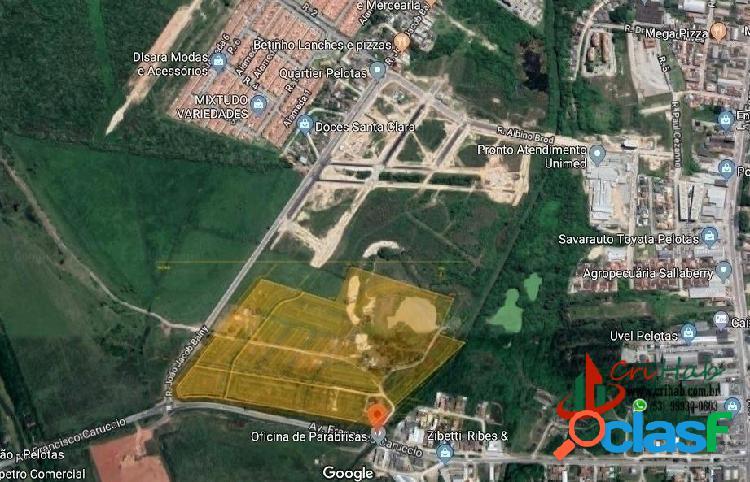 Condomínio - Quinta do Lago, terrenos na Caruccio em Pelotas 1