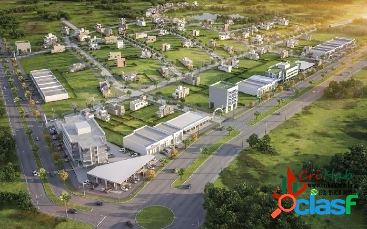 Condomínio - Quinta do Lago, terrenos na Caruccio em Pelotas 2