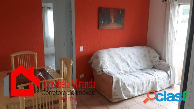 Apto 50 m² mobiliado na vila das belezas zona sul sp.