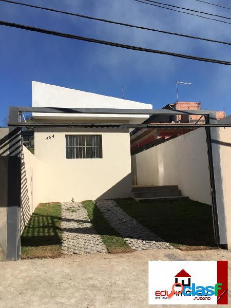 Casa residencial / vila augusta / itaquaquecetuba.