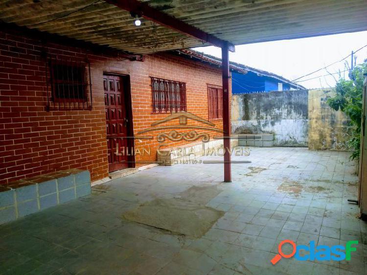Casa com 2 dorms em mongaguá - jd. oceanopolis por 129.000,00 à venda