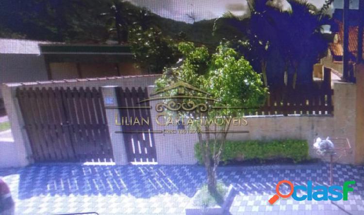 Casa com 3 dorms em mongaguá - pedreia por 290.000,00 à venda