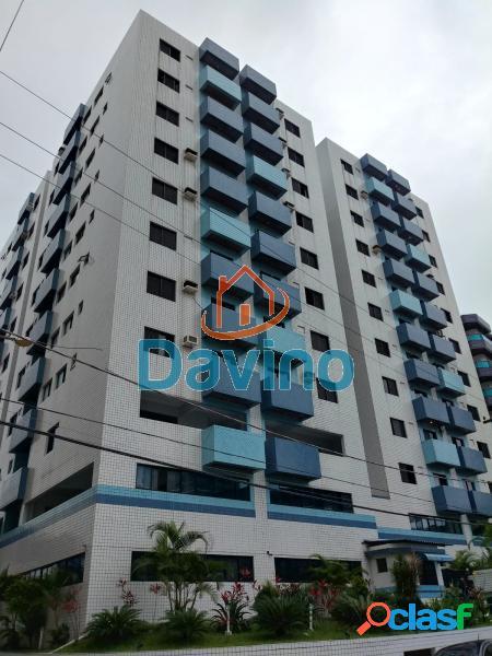 Apartamento em praia grande - tupi por 160 mil à venda