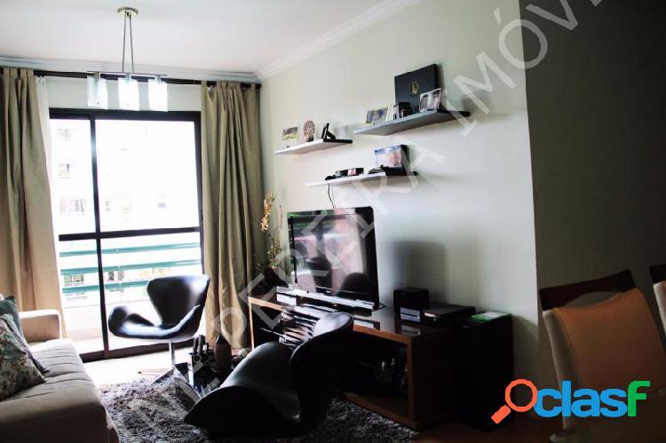 Resersa de são francisco - apartamento com 3 dorms em são paulo - vila são francisco por 570 mil à venda