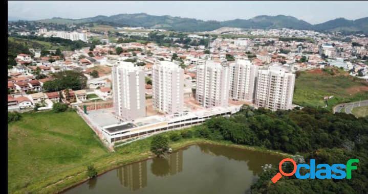 Apartamento com 3 dorms em bragança paulista - jardim do lago por 440 mil à venda