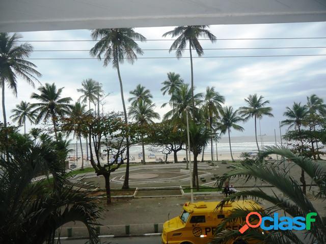 Apartamento - aluguel - guarujã¡ - sp - pitangueiras - frente ao mar)