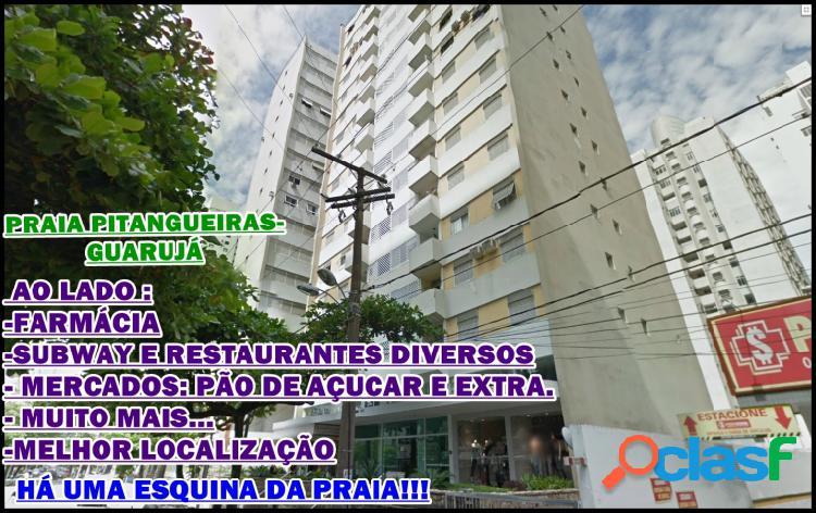 Apartamento - temporada - guarujだ- sp - pitangueiras