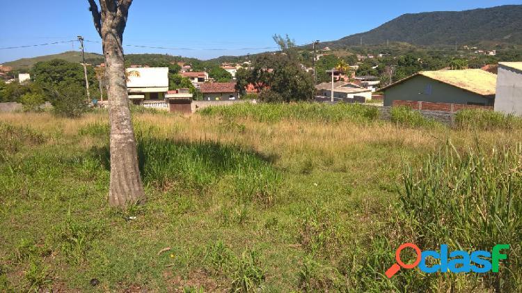 Terreno - venda - sao pedro da aldeia - rj - balneario