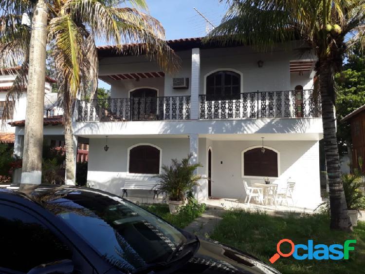 Casa em condomínio - temporada - iguaba - rj - iguaba