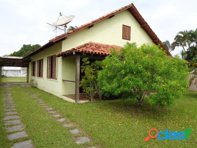 Casa mobiliada - venda - araruama - rj - lake view - bananeiras