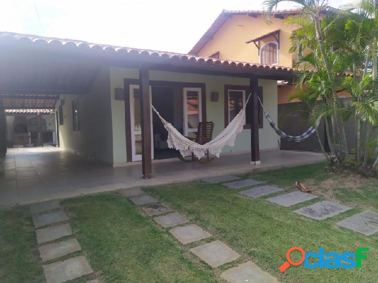 Casa em condomínio - venda - sã£o pedro da aldeia - rj - praia linda