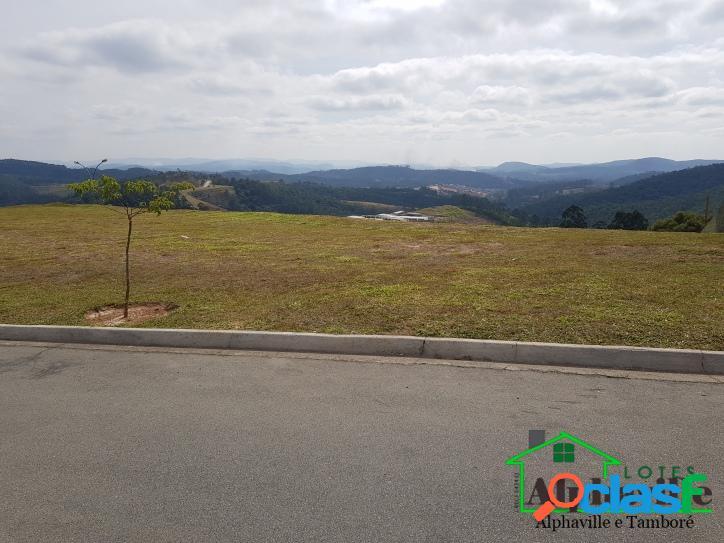 Terreno com vista - condomínio campos do conde - 525m²