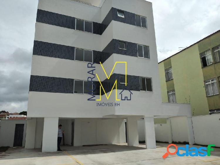 Apartamento 2 quartos - santa mônica em belo horizonte/mg
