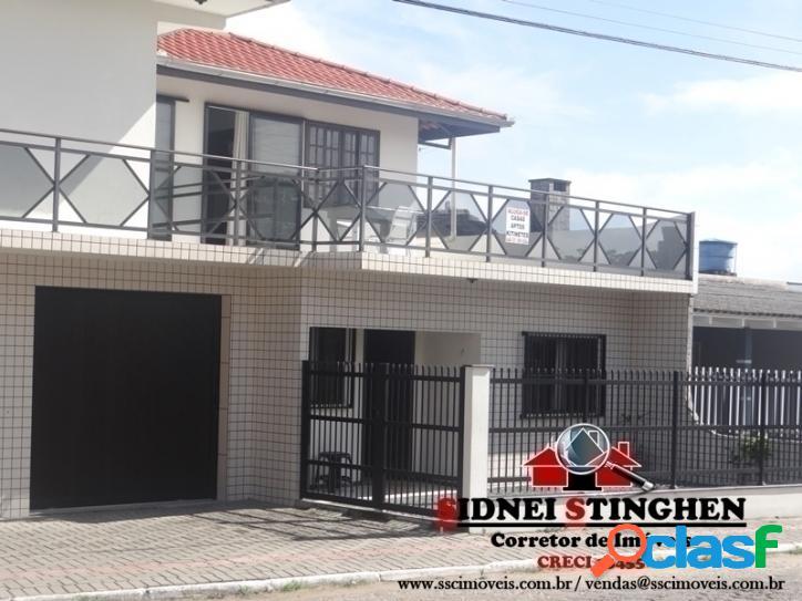 Ótimo investimento em Bal. Barra do Sul-SC. Imóvel central com 03 salas comerciais e mais 07 apartamentos. 1