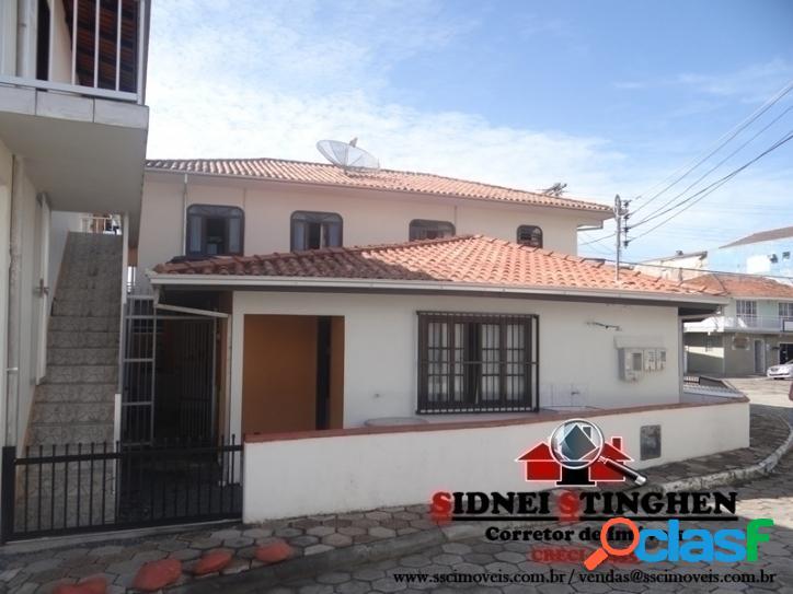 Ótimo investimento em Bal. Barra do Sul-SC. Imóvel central com 03 salas comerciais e mais 07 apartamentos. 3