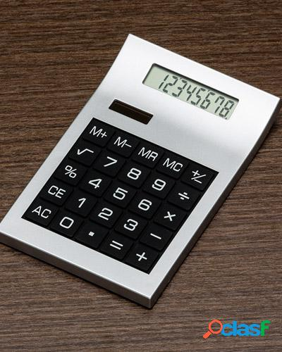 Calculadora 8 digitos promocional